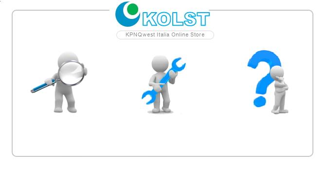 Acquisti, rinnovi, upgrade e rescissione servizi Kolst in un clic